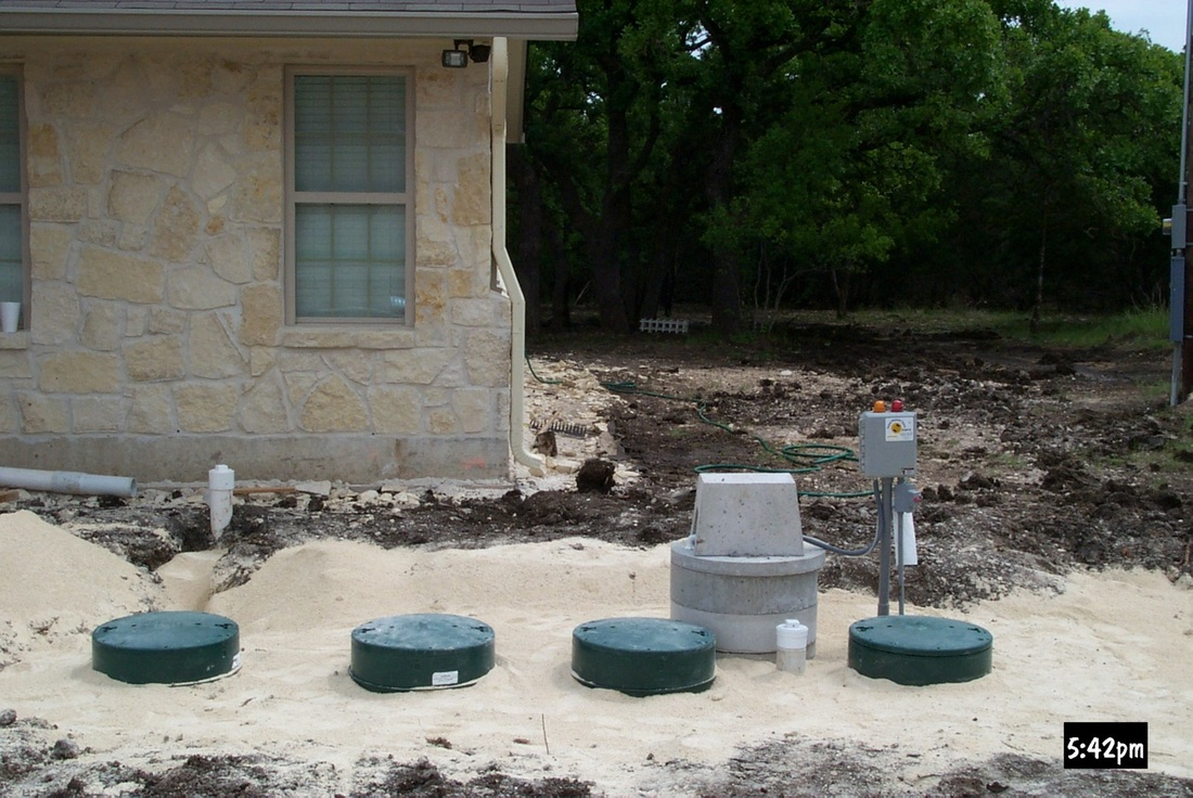 Residential Septic Systems Tri County Wastewater Systems