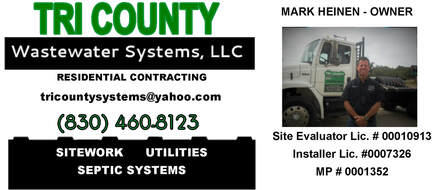 Tri County Wastewater Systems